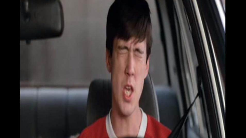 RETARD → Magazine - Ferris Bueller's Day Off - Cameron