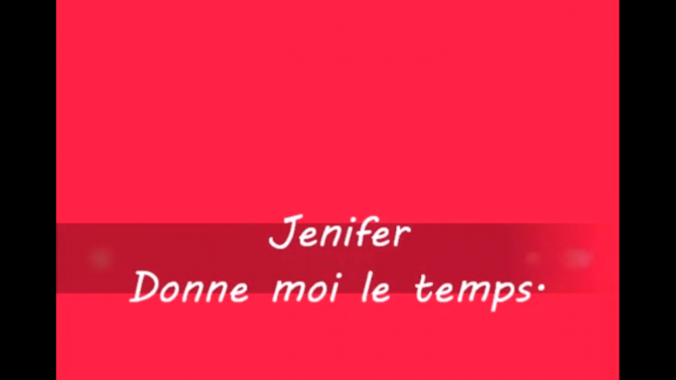 RETARD → Magazine - Jenifer - Donne Moi Le Temps