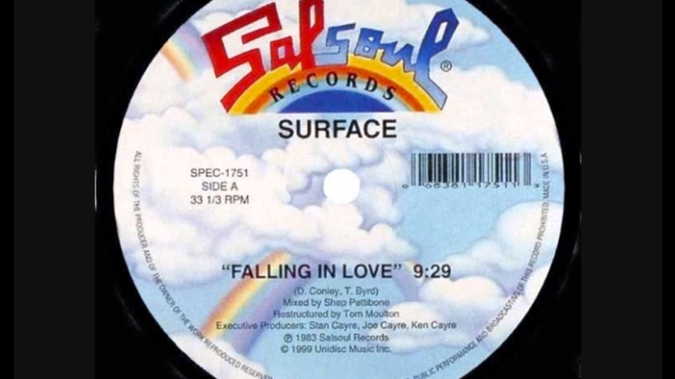 RETARD → Magazine - SURFACE - Falling in love