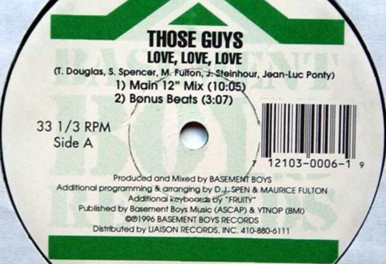 RETARD → Magazine - THOSE GUYS - Love Love Love