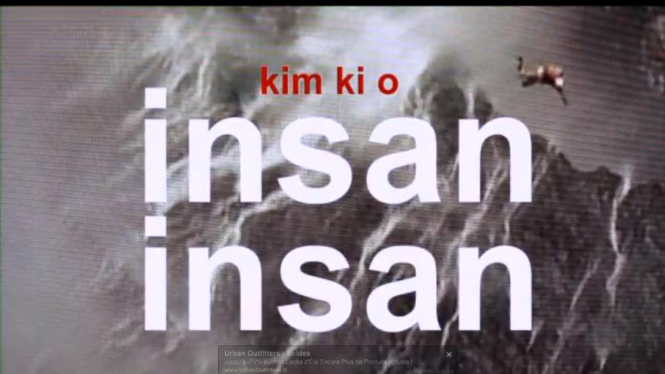RETARD → Magazine - Kim Ki O - Insan Insan