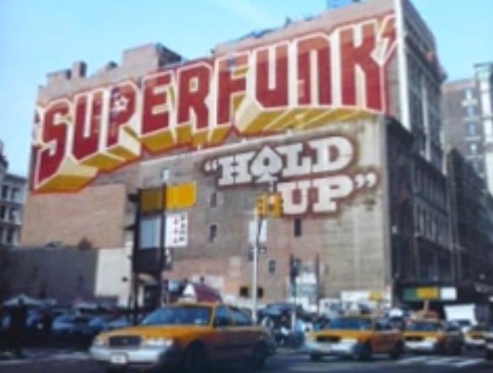 RETARD → Magazine - Superfunk - The Young MC