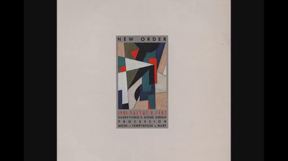 RETARD → Magazine - New Order - Temptation