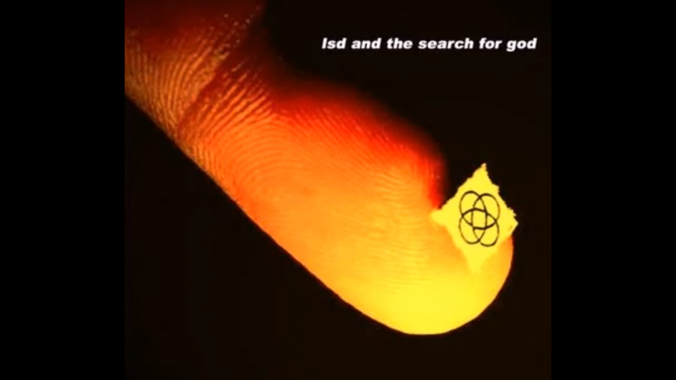 RETARD → Magazine - LSD and the Search for God - This Time