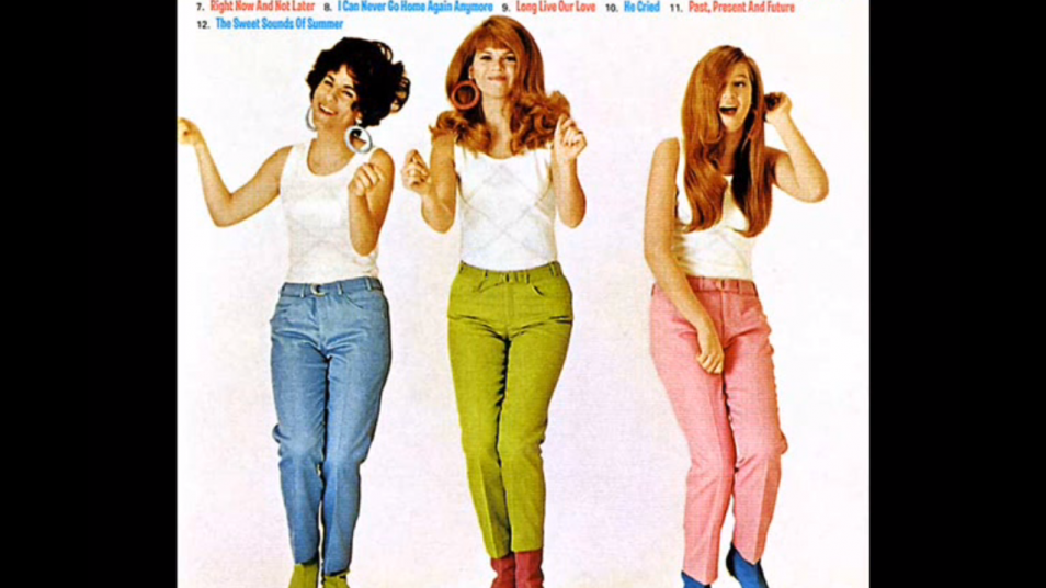 RETARD → Magazine - THE SHANGRI LAS Remember Walkin' in the sand