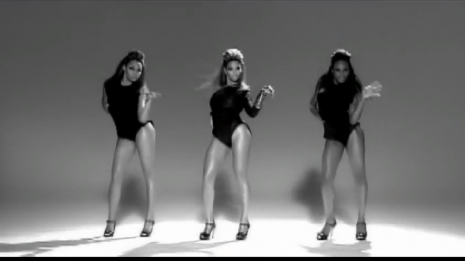 RETARD → Magazine - Beyoncé - Single Ladies
