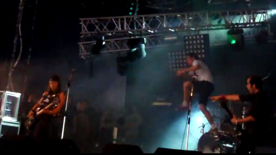 RETARD → Magazine - Vitamin X Live at Hellfest 2012 Part 2