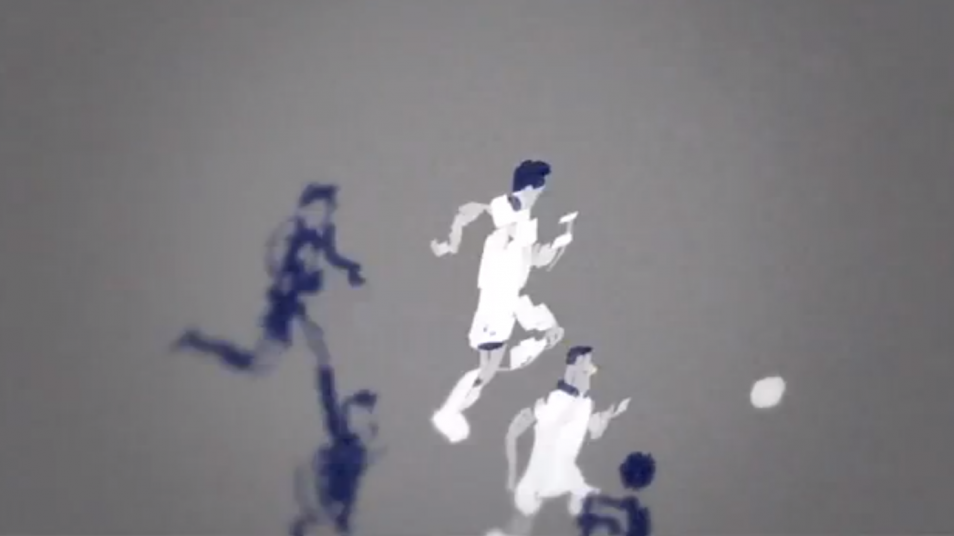 RETARD → Magazine - Gareth Bale Animation. Tottenham vs Inter Milan