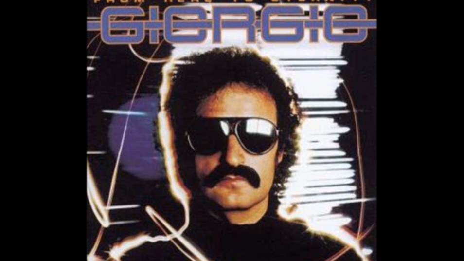 RETARD → Magazine - Giorgio Moroder - From Here To Eternity