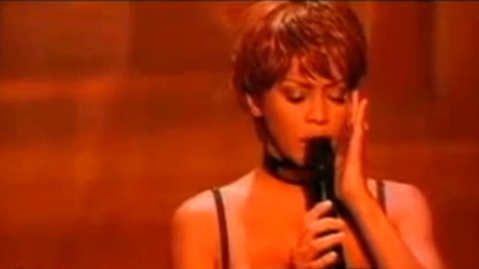 RETARD → Magazine - Mariah Carey & Whitney Houston - When You Believe