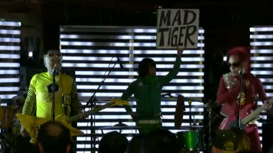 RETARD → Magazine - Peelander Z Mad Tiger