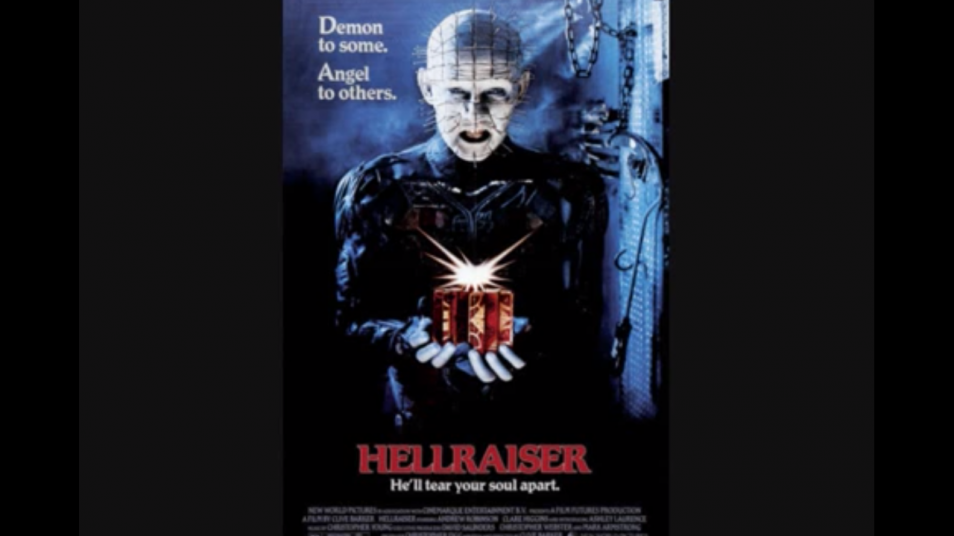 RETARD → Magazine - Christopher Young & The BBC Concert Orchestra – Theme From Hellraiser