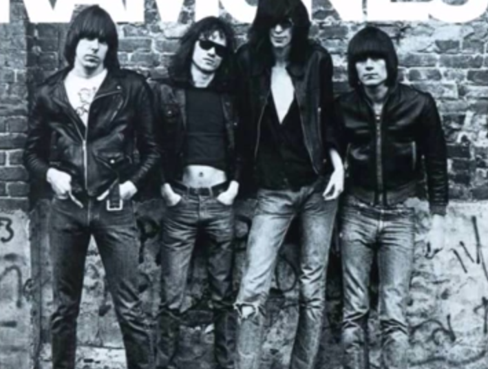 RETARD → Magazine - Ramones - 53rd & 3rd