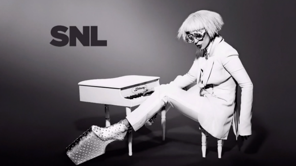 RETARD → Magazine - Lady Gaga - Do What U Want (Live on SNL) ft. R. Kelly