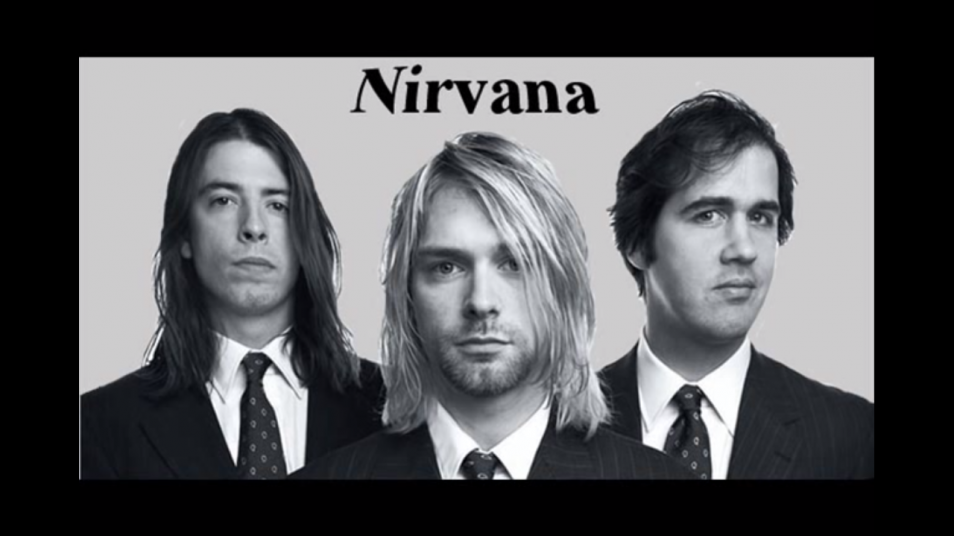 RETARD → Magazine - Nirvana – Rape Me