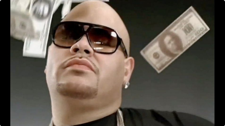 RETARD → Magazine - Fat Joe – Make It Rain