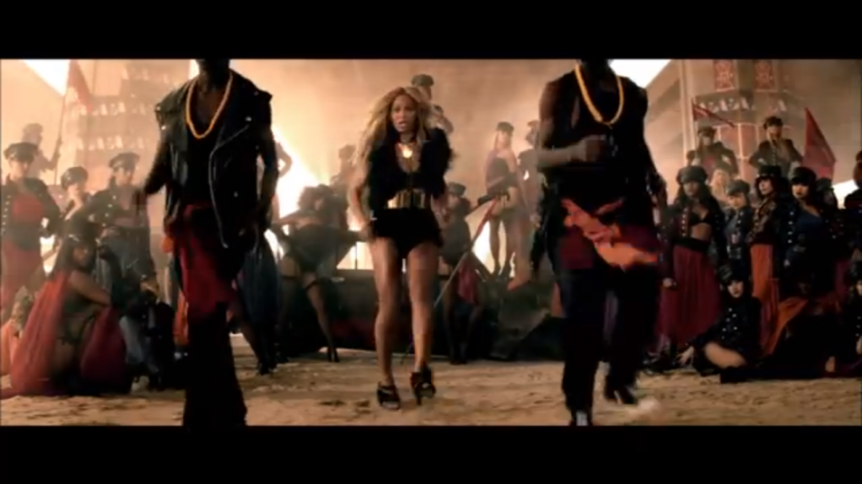 RETARD → Magazine - #9 Beyoncé - Run The World (Girls)