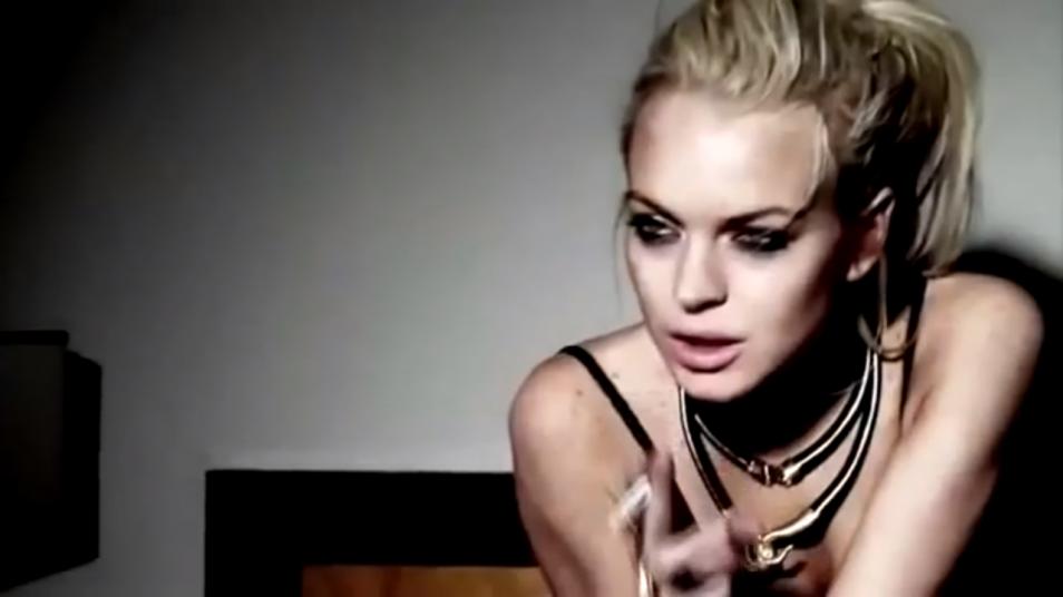 RETARD → Magazine - #5 Lindsay Lohan - Bossy