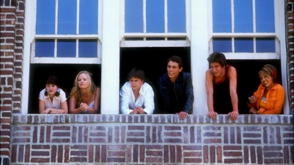 RETARD → Magazine - James Franco dans College Attitude