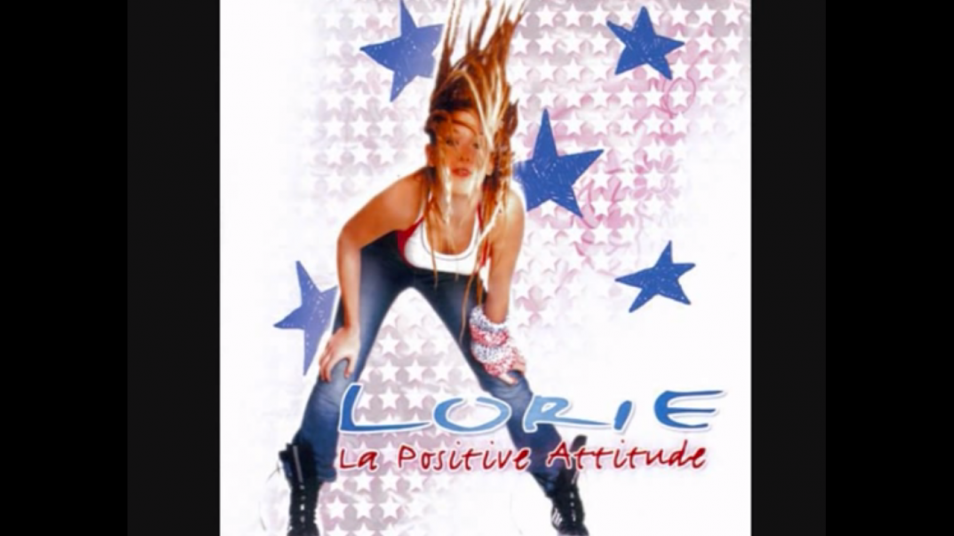RETARD → Magazine - Lorie - La positive attitude
