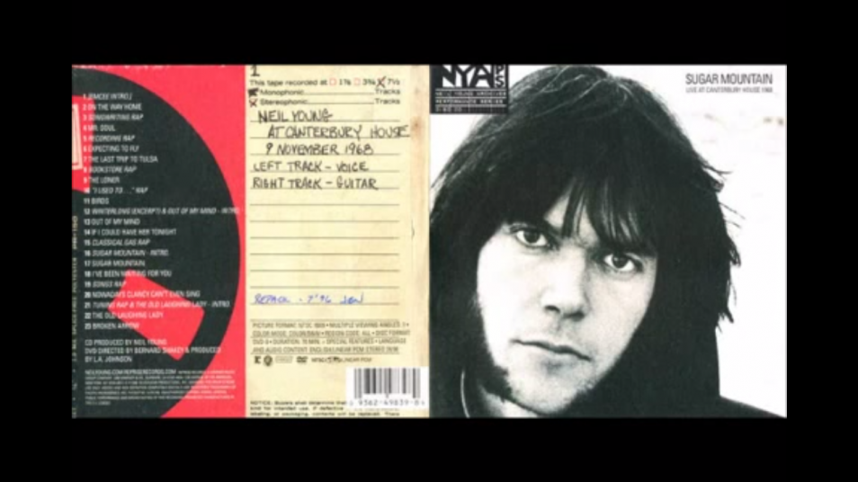 RETARD → Magazine - Neil Young – Sugar Mountains