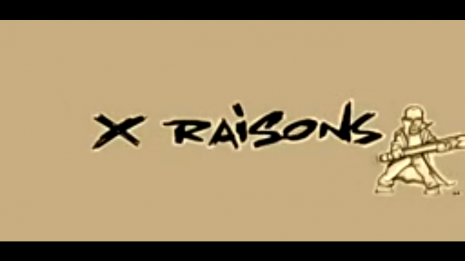 RETARD → Magazine - Saïan Supa Crew - X-Raisons