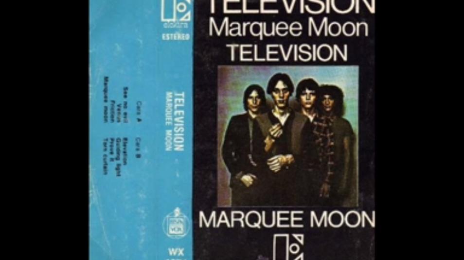 RETARD → Magazine - Television - Marquee Moon