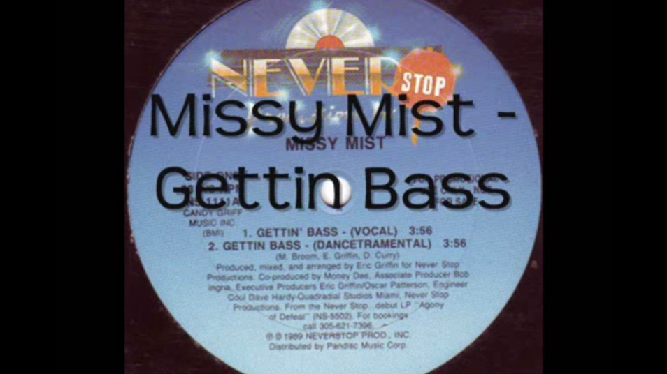 RETARD → Magazine - Missy Mist - Gettin Bass