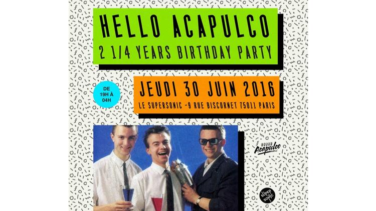 RETARD → Magazine - Hello Acapulco teaser