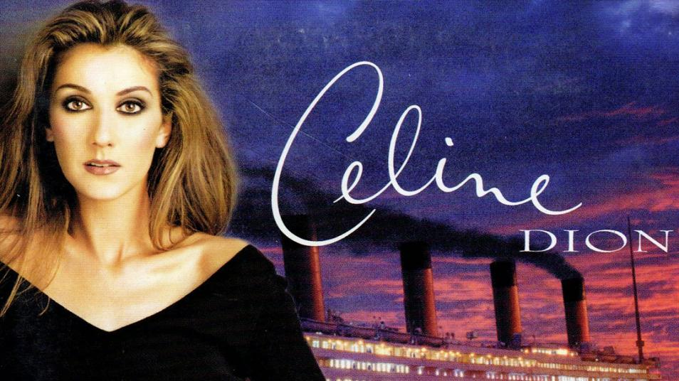 RETARD → Magazine - Celine Dion - My Heart Will Go On