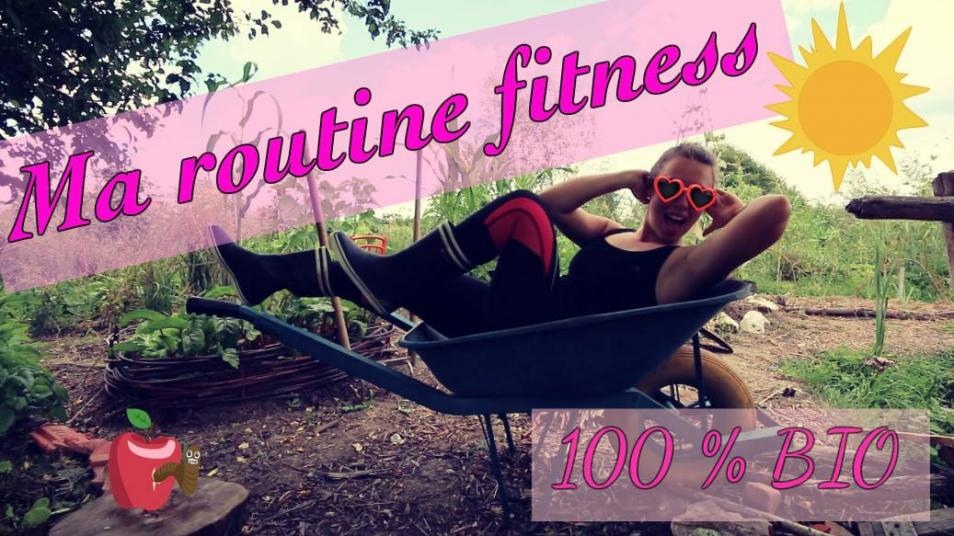 RETARD → Magazine - MA ROUTINE FITNESS (100% BIO)