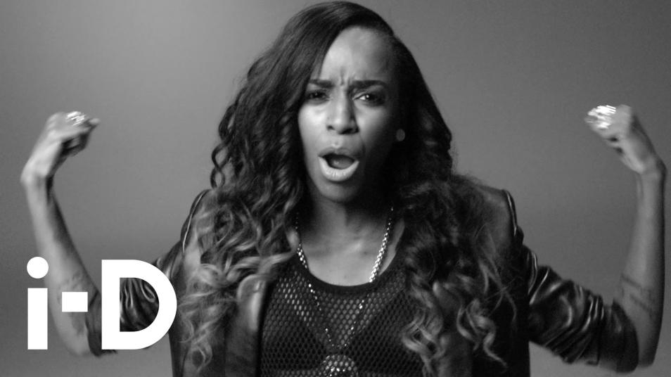 RETARD → Magazine - Angel Haze - A Tribe Called Red (Official Video)