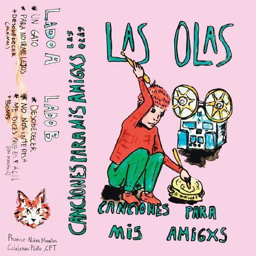 RETARD → Magazine - Las Olas (Noispop) - Canciones para Mis Amigxs (Full Album)