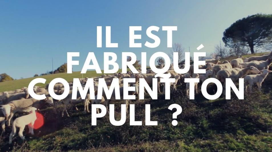 RETARD → Magazine - IL EST FABRIQUÉ COMMENT TON PULL ? (feat. LAINES PAYSANNES)