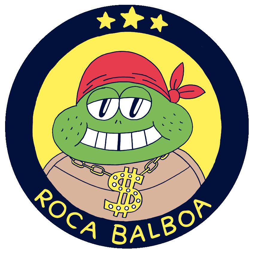 Le site de Roca Balboa ouais ouais