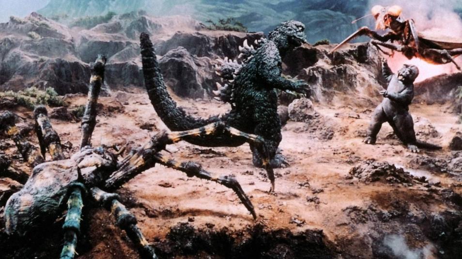 RETARD → Magazine - Son of Godzilla Trailer