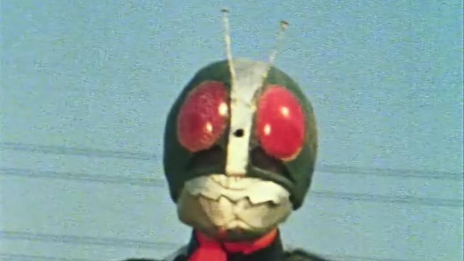 RETARD → Magazine - Kamen Rider Opening