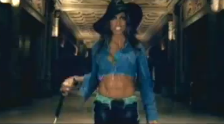 RETARD → Magazine - Janet Jackson - Son Of a Gun