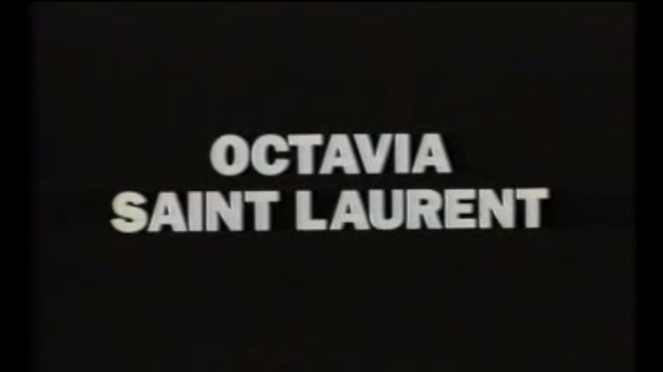 RETARD → Magazine - Octavia Saint Laurent from Paris is Burning Documentary