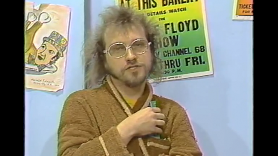RETARD → Magazine - R. Stevie Moore - I Like To Stay Home (1986)