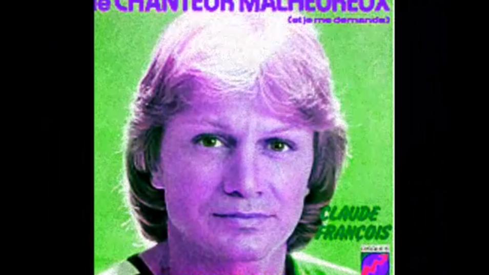 RETARD → Magazine - Claude François - Le Chanteur Malheureux (1975)