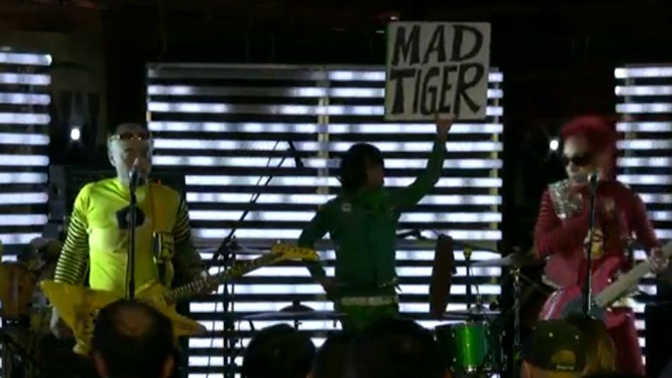RETARD → Magazine - Peelander Z Mad Tiger