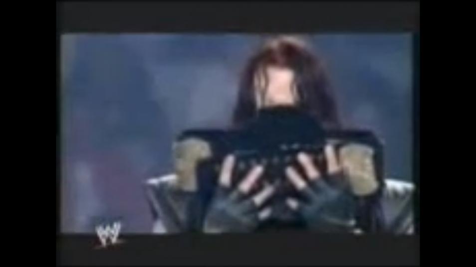 RETARD → Magazine - The Undertaker - best of best promo ever
