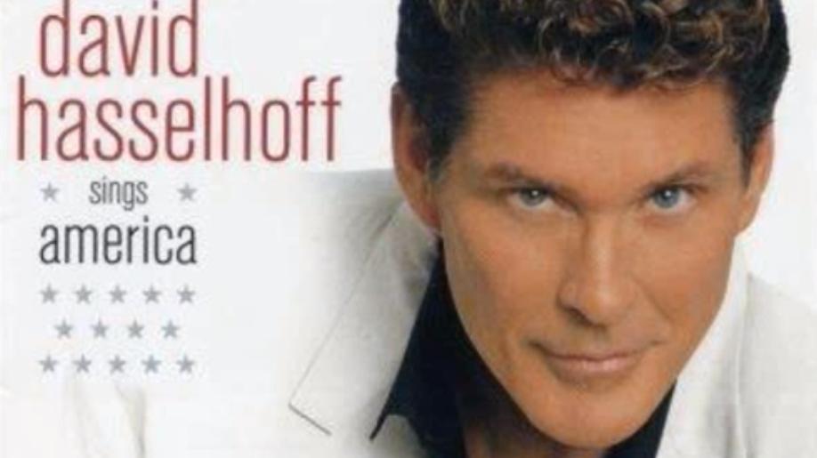 RETARD → Magazine - David Hasselhoff – La Isla Bonita