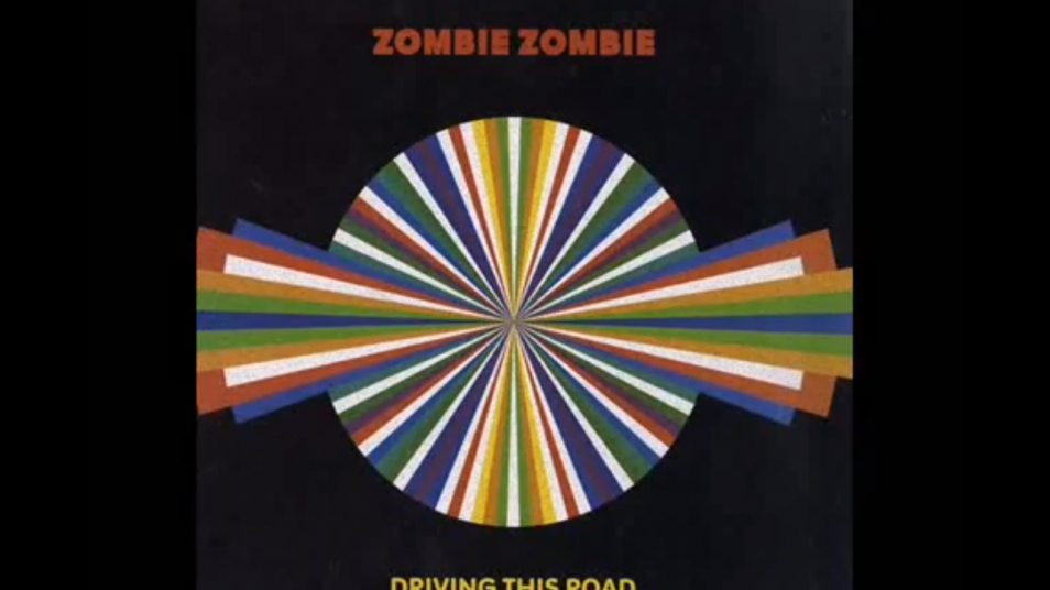 RETARD → Magazine - Zombie Zombie – Driving This Road Until Death Set You Free