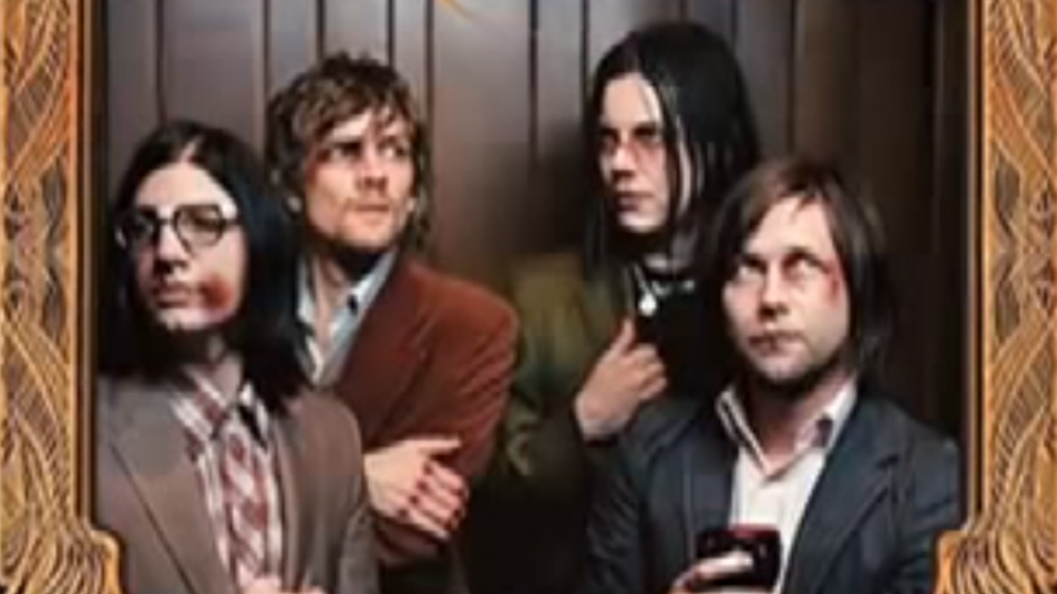 RETARD → Magazine - Blue Veins de The Raconteurs