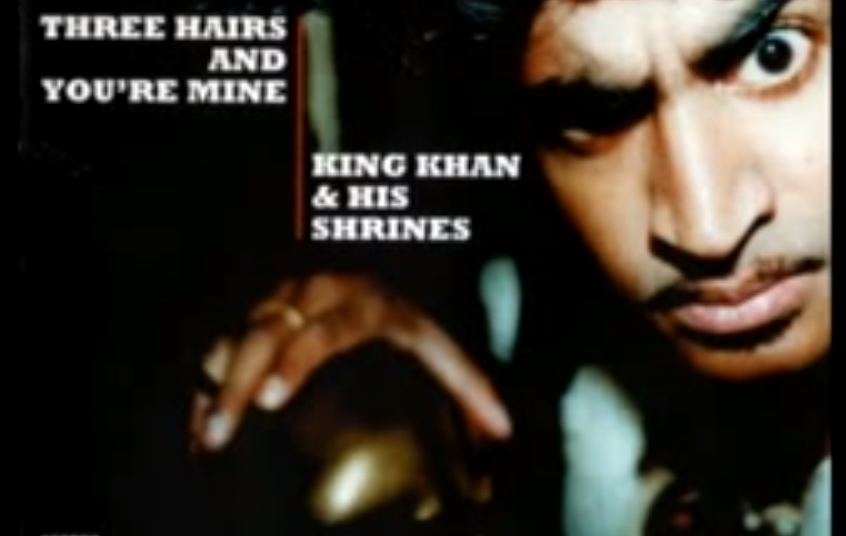 RETARD → Magazine - Shivers Down My Spine de King Khan