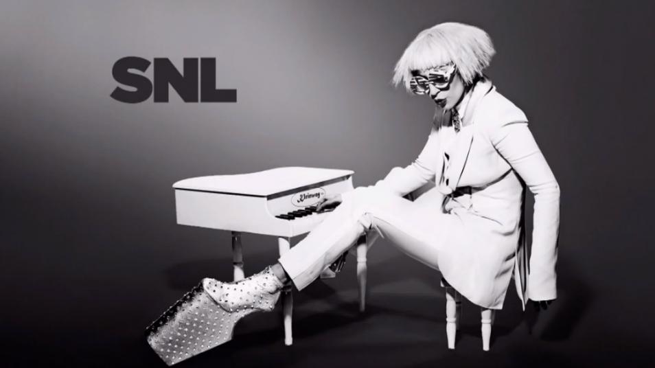 RETARD → Magazine - Lady Gaga - Do What U Want (Live on SNL) ft. R. Kelly