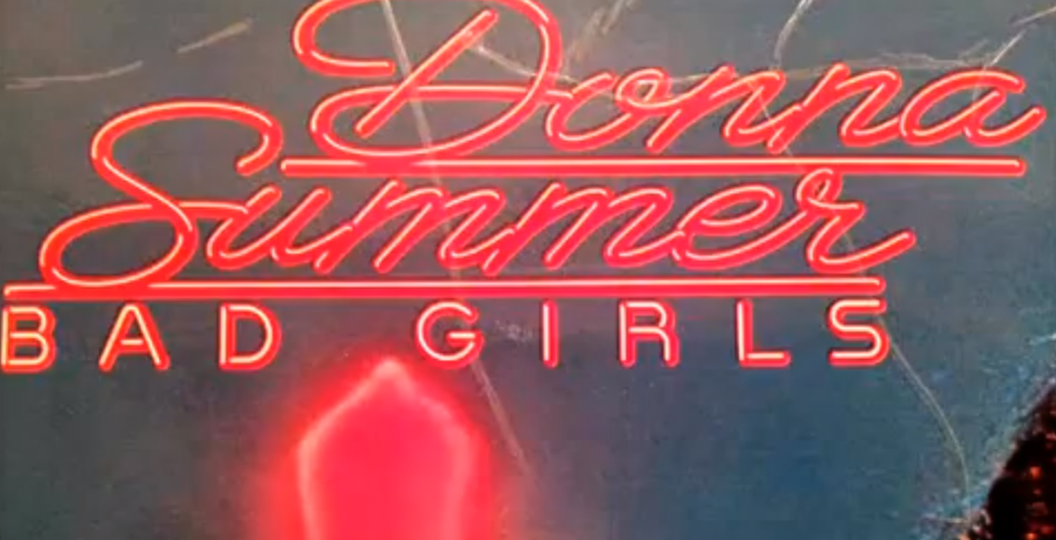 RETARD → Magazine - DONNA SUMMER - Bad Girls