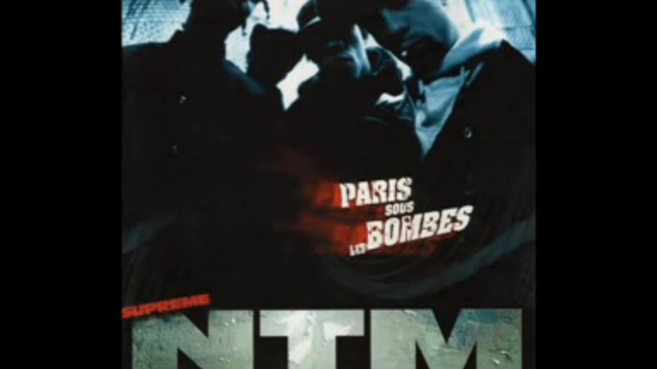 RETARD → Magazine - NTM – Paris Sous les Bombes